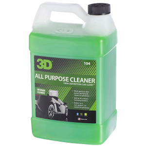 3d all purpose cleaner 1 gallon | safe, biodegradable degreaser